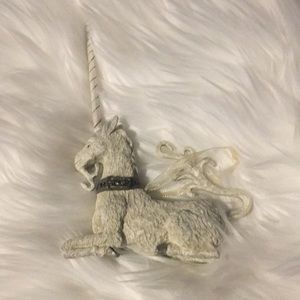 Captive Unicorn Ornament